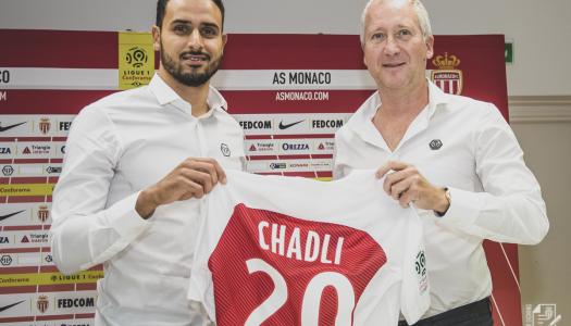 Monaco : Nacer Chadli n'a pas hésité