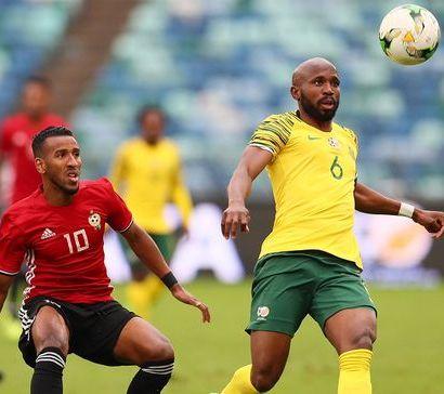Afrique du Sud - Libye (0-0)