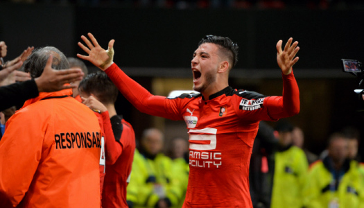 Rennes: Bensebaini optimiste contre le PSG