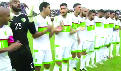 Fennecs : Belmadi satisfait in fine