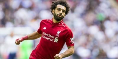 Mohamed Salah, doublé et blessure pour le Pharaon