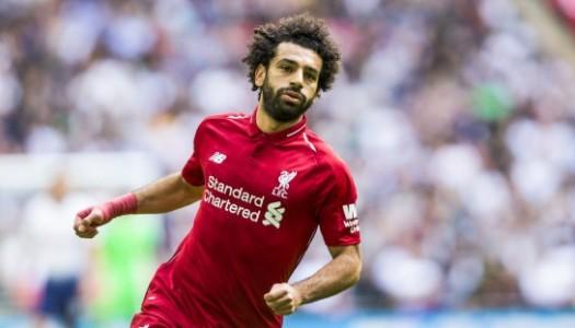 Liverpool: Salah pense au doublé PL/LDC