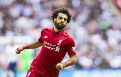 Mohamed Salah, dèja 17 buts et 7 passes décisives en 24 journées