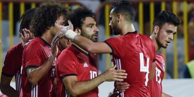 Egypte - Niger (6-0)