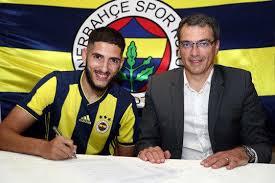 Fenerbahçe:  Benzia rejoint Slimani