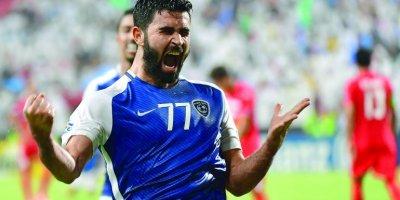 Omar Kharbin, Al Hilal Riyad arrivera en prêt en janvier au Pyramids FC