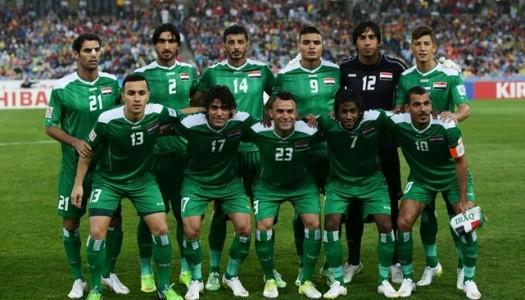 FIFA : l'équipe d'Irak  a nouveau «exilée»