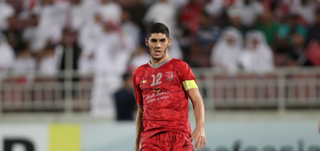 L but de Karim Boudiaf  n'a pas suffi à Al Duhail (photo afc.com)