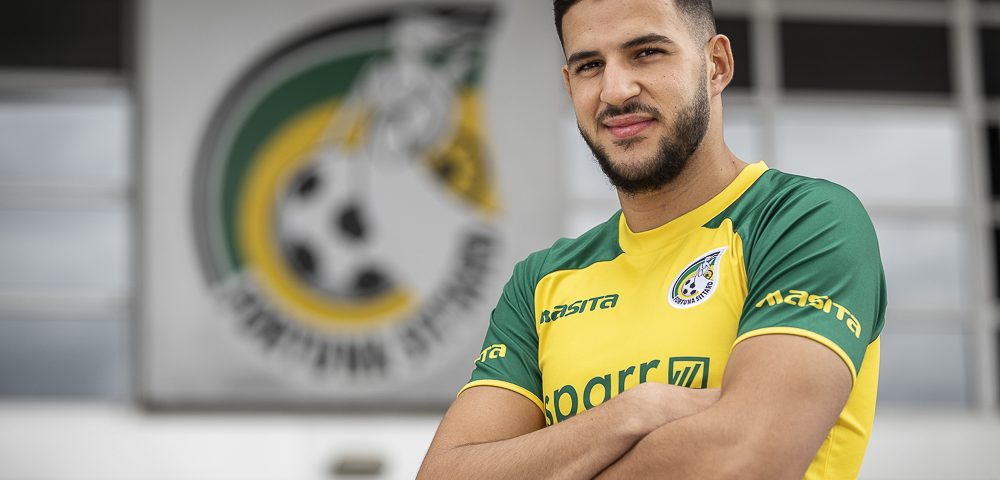 Ahmed El Messaoud (Fortuna Sittard)
