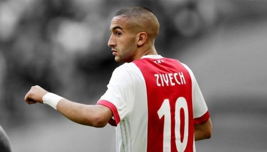 Ajax Amsterdam:  Ziyech et le  couac du n°10