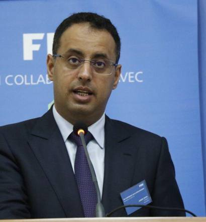 Ahmed Yahya, président de la FFRIM (photo page Facebook FFRIM)