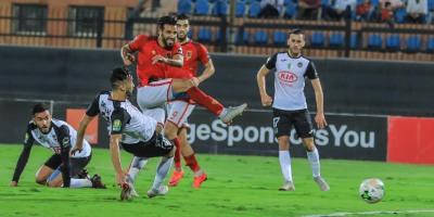 Al Ahly a dominé l'ES Sétif (2-0)lors du match aller a Caire