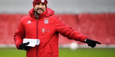 Pep Guardiola a passé trois ans au Bayern Munich entre 2013 et 2016