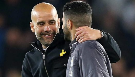 Man City: Guardiola impressionne Riyad Mahrez