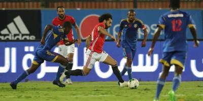 Egypte - Swaziland (4-1)