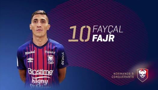 Caen : Fayçal Fajr et la mauvaise réputation