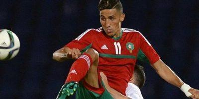 Fayçal Fajr, le buteur  sur penalty dans le temps additionnel