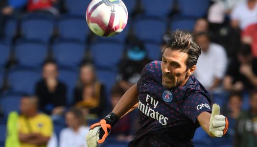 Paris SG :Non,Gigi Buffon n'est pas «un vieux «!