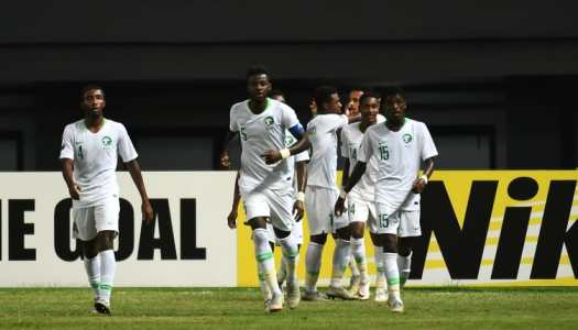 AFC U19 -2018: l'Arabie Saoudite file en demie !