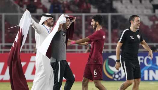 AFC U19 2018: le Qatar  et Umaru en demie