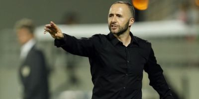 Djamel Belmadi (photo Al Duhail.com )