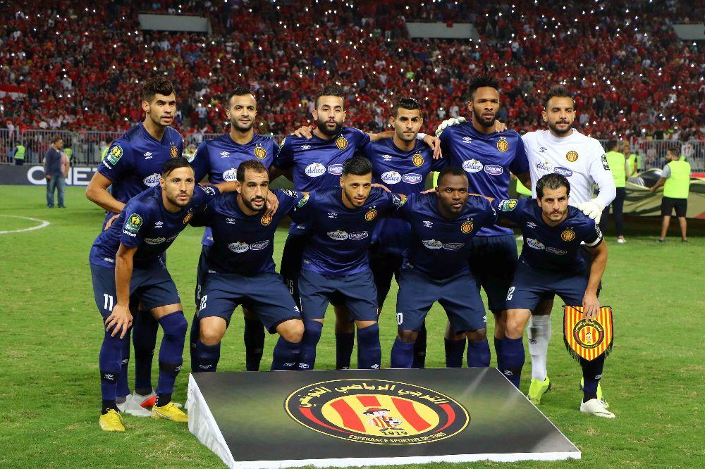 L'ES Tunis en conquête d'un troisième titre continental ( photo cafonline.com )