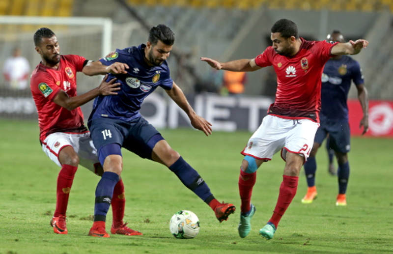 EST - Al Ahly en phase de groupes (photo cafonline)