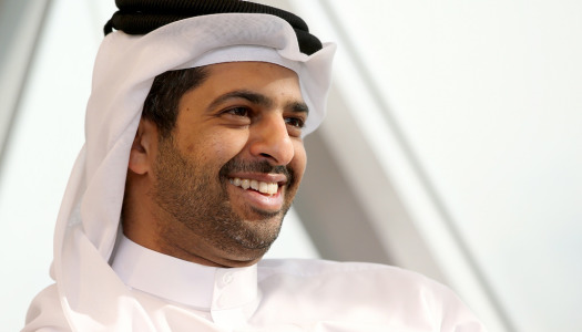 Qatar 2022: Exclusive Interview with Nasser Al-Khater