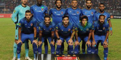 Al Ahly doit se remettre de son échec en Ligue des champions (photo cafonline.com)