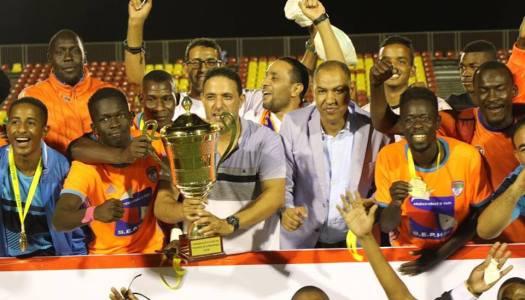 Mauritanie : la Coupe au FC Nouadhibou