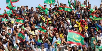 Nouakchott en fête après la qualification des Mourabitounes ( photo page Facebook de la ffrim)