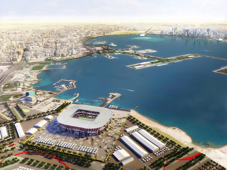 Ras Abu Aboud Stadium, une exemple de durabilité