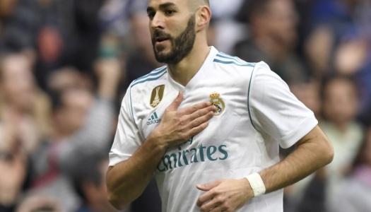 Karim Benzema:   Ses buts ? Comptez-les 201 !
