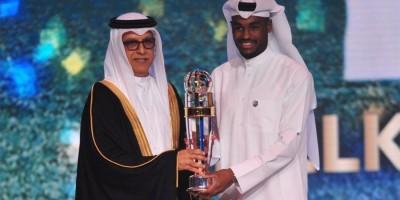Abdulkrim Hassan , meilleur joueur d'Asie 2018 ( photo arc.com )