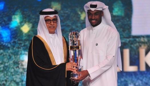AFC Awards 2018: le sacre  d'Abdulkarim Hassan