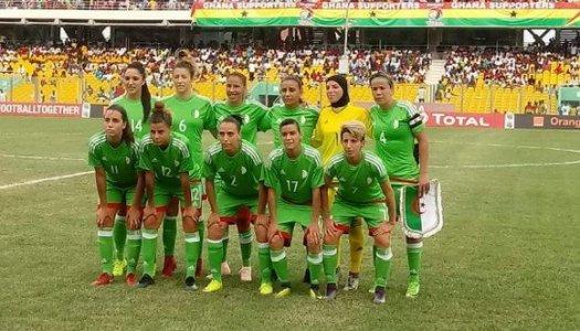 CAN Dames:  l'Algérie rate le coche face au Ghana