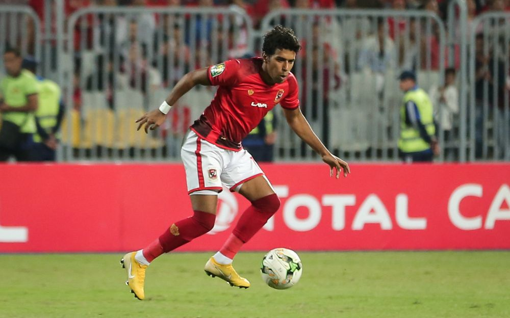 Al Ahly défendra bec et ongles son avance de deux buts (photo cafonline.com)