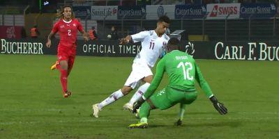 Akram Afif et le  Qatar  ont surpris la Suisse  (7e  au classement FIFA)  à Lugano