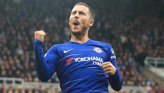 Ballon d'Or: la belle humilité d' Eden Hazard