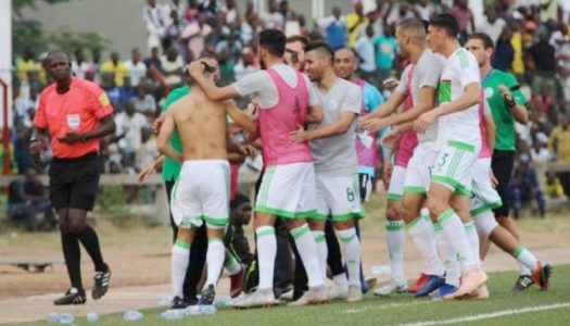 Fennecs: Belmadi a beaucoup aimé son équipe