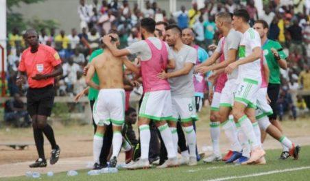Togo - Algérie : un succès fondateur à l'extérieur