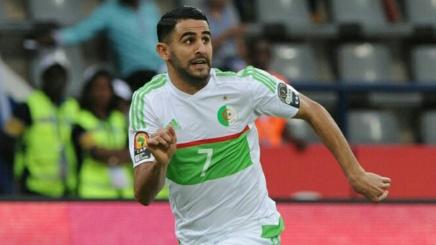 Riyad Mahrez: u