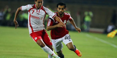 Egypte - Tunisie  (3-2)