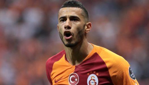 Galatasaray:  Six semaines d'arrêt pour Belhanda