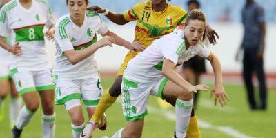 CAN Dames 2018: L'Algérie dominée par le Mali (2-3). Photo faf.dz