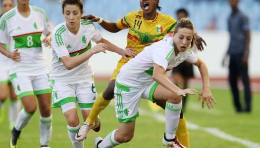 CAN Dames 2018  : l'Algérie rentre bredouille