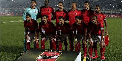 Al Ahly lors de sa qualification à Sétid (photo caf.com)