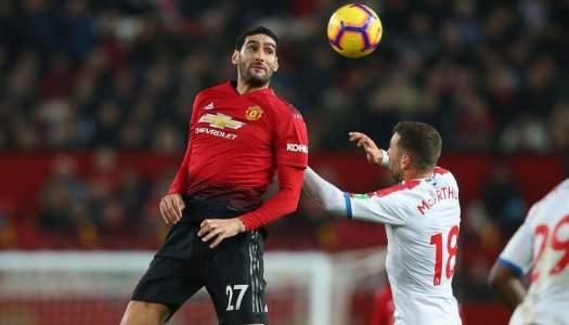 Man United : Fellaini buteur décisif et heureux