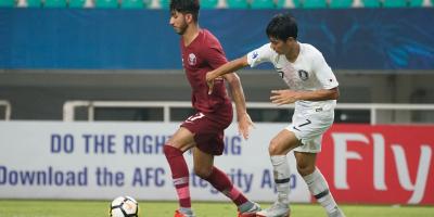 Le Qatar largement dominé par la Corée du Sud (1-3) Photo afc.com