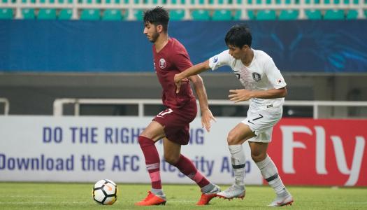 AFC U19-2018 : Le Qatar s'arrête en demie